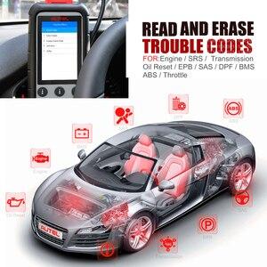 Image 4 - Autel MD806PRO Car Diagnostic Diagnostic AutoTool OBD2 Scanner Full System Code Reader better than LaunchX431 Autel MD805/MD802