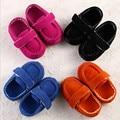 Del Otoño Del resorte Del Bebé Zapatos de Niño de Suela De Goma Dura Niños Primeros Caminante Sapatos Baby Boys Girls Mocasín Zapatos del Pesebre del Bebé Calzado