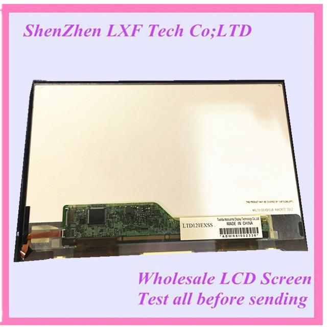 "12.1""Laptop lcd screen LTD121EXSS"