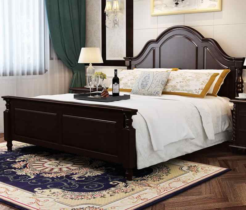 Beautiful Luxury Leather Bed From China