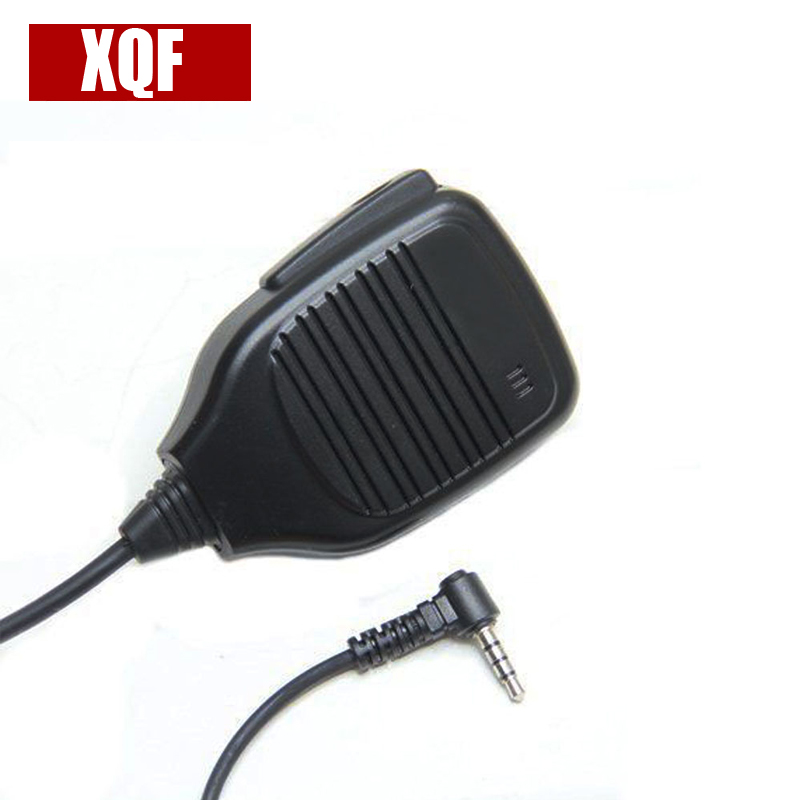 XQF Generic Speaker Microphone For Yaesu Vertex Radio VX-160 VX-351 VX-3R FT-60R