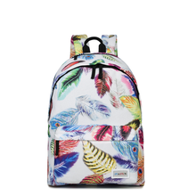 купить Backpack Female Tide Harajuku Leisure Travel Backpack 2019 New Korean Fashion Nylon Printing по цене 1349.52 рублей