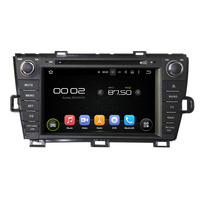 8 Octa Core Android 6 0 Car Multimedia Player For Toyota PRIUS 2009 2013 Right Driving