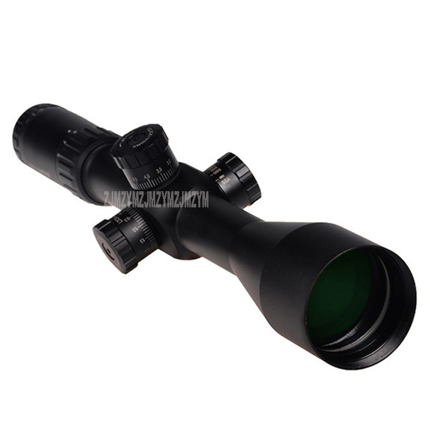 3 15X50 Tactical Hunting Scope Mil Dot Long Eye Relief Rifle Scope With Wide Field Of View Riflescope For Airsoft Sniper Rifle