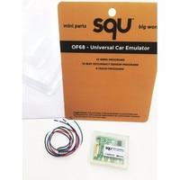 10 sztuk/najnowszy Universal car SQU OF68 pracy dla wielu samochodów 41 programów immo emulator 18 seat osób czujnik programiści