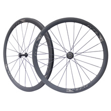2017 FCFB 100% Toray 700 carbon fiber road bicycle wheels 38 23 racing carbon wheels with superlight Fastace hub cycling parts