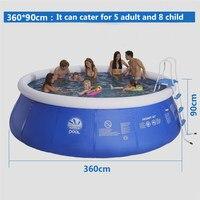 Новые летние водонепроницаемые спортивные детские надувные Плавание ming бассейн ПВХ Портативный Плавание Семья игровой бассейн детская Ванна детские игрушки