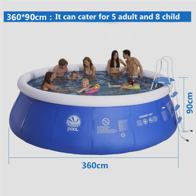 f7e9c92efa3 ... NEW Summer Water Sports Baby Kids Inflatable Swimming Pool PVC Portable  Swim Family Play Pool Children