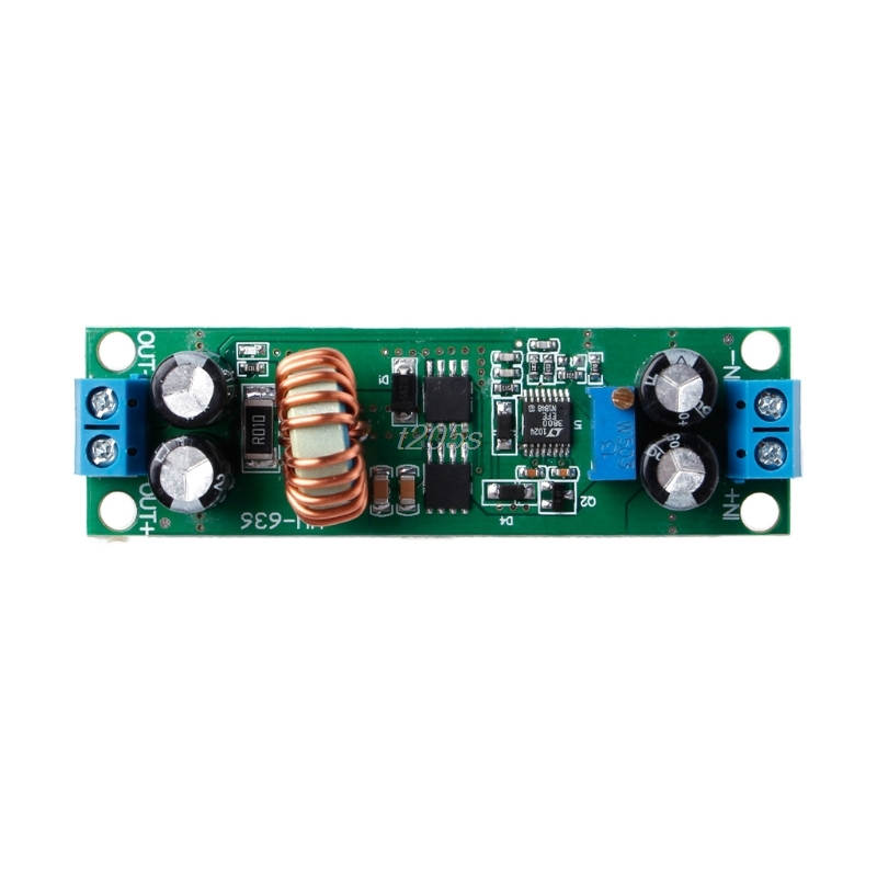 10A DC-DC 6.5-60V to 1.25-30V Adjustable Buck Converter Step Down Module T15 Drop ship