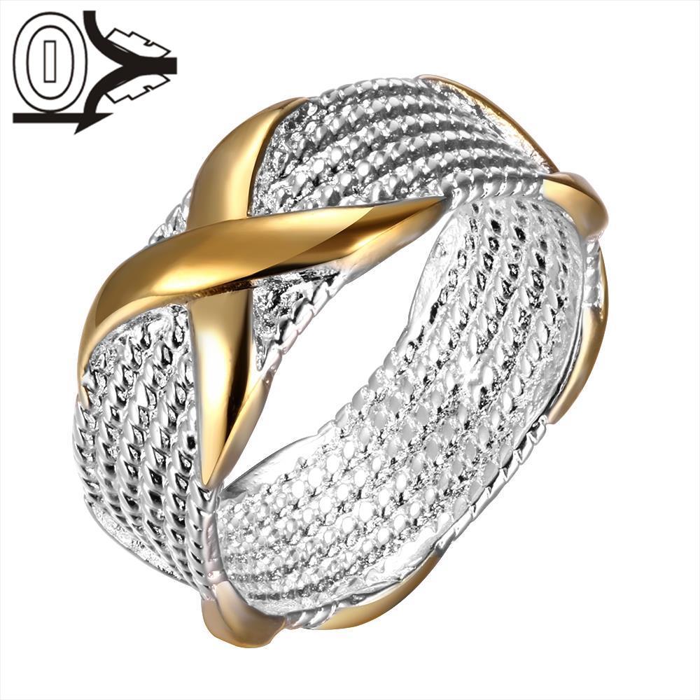 6b24bbced670 Detalle Comentarios Preguntas sobre Navidad regalo al por mayor plateó el  anillo