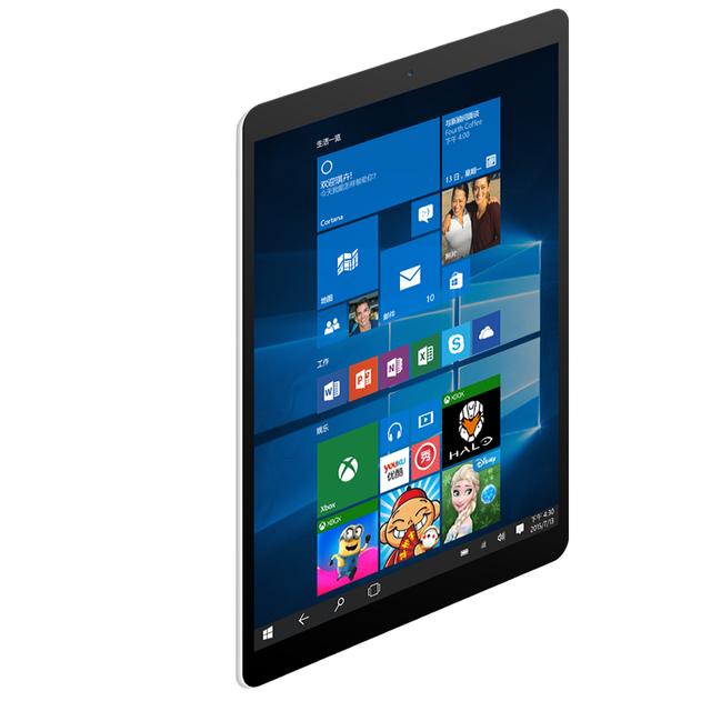 Teclast X89 Kindow E-book Reader Dual OS Windows 10 & Android 4.4 Intel Bay Trail Z3735F 2GB 32GB 1440*1080 7.5 inch Tablet PC