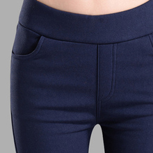 Warm Pencil Pants for Women