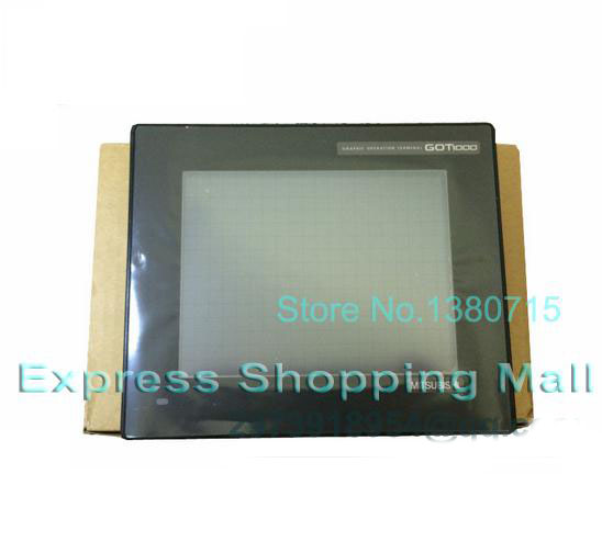 Original New Offer HMI touch screen 5.7 inch GT1050-QBBD-C Touch Screen Panel Warranty for 1 year touch screen 7 inch hmi mt6071ie weinview new
