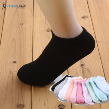 10 Pairs Socks Women Female Short Cotton Slipper for Casual Cute Ankle Boat