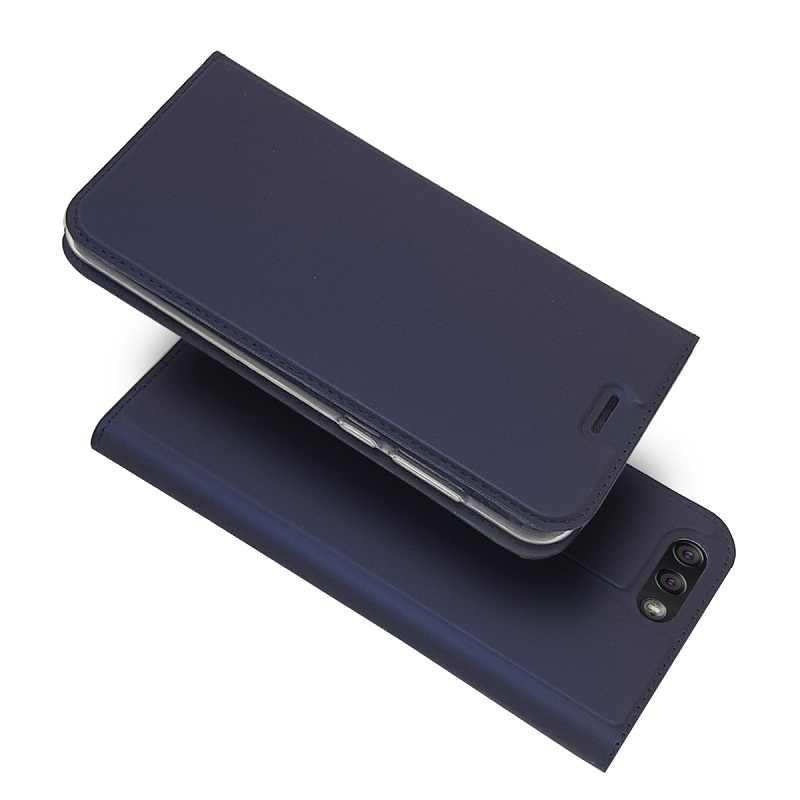 pouch For coque Asus zenfone 4 ZE554KL case Flip leather capa For Asus  ZenFone 4 Selfie 9ebb23b0c022e