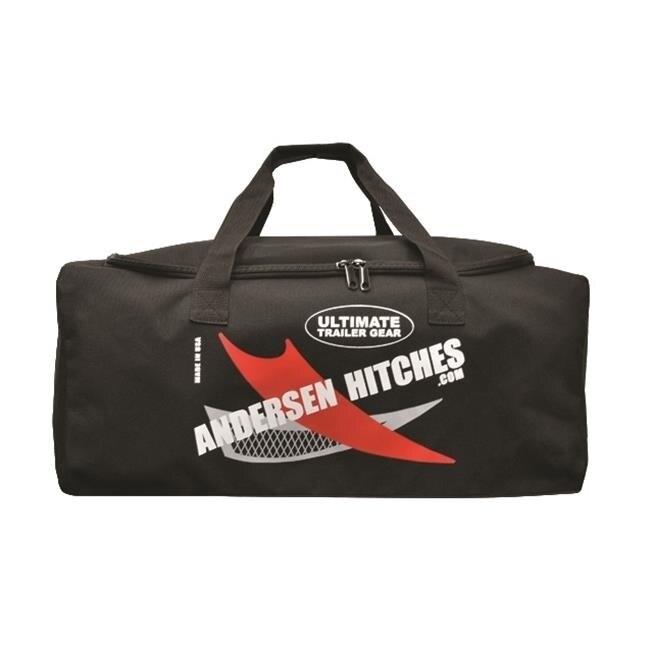 Andersen Manufacturing 3600-S 13 Piece Ultimate Trailer Gear Duffel Bag duffel bag for ultimate lockout kit