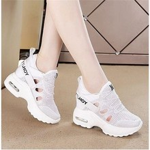 Women Sneakers Platform Dropshipping 2019 New Air crushion Women