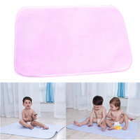 Mattress Protector Waterproof Baby Changing Diaper Pad Newborn Waterproof Changing Sheet Diaper Mat 1 Pcs L