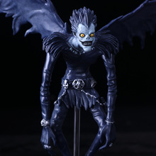 2018 New Death Note L Ryuuku Ryuk PVC Action Figure Anime Collection Model Toy Dolls 24CM
