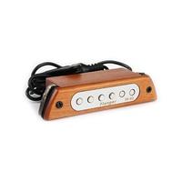 Flanger FP 02 Wood Acoustic Guitar Sound Hole Pickup Magnetic Pickup For 39 40 41 42