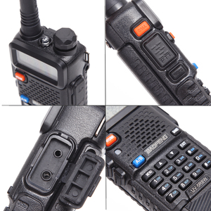 Image 4 - 2 sztuk Baofeng UV 5R 8W Two Way Radio o dużej mocy W wersji 10km długi zasięg dwuzakresowy Radio przenośne Walkie Talkie CB Radio