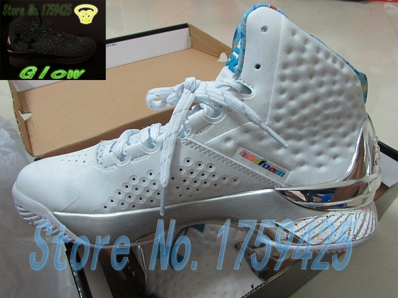 11 Color Stephen Curry One Basketball Shoes Surprise Party Of ...
