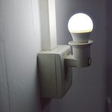 hot selling led Bulb Socket 5W Led Night Light Warm white White led night lamp indoor lighting Euerop E27(China)