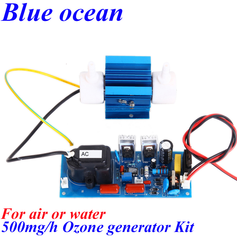 BO-22005QNAOS, AC220V/AC110V 500mg/h adjustable Quartz tube type ozone generator Kit Fruits vegetables pesticide detoxification crentsil kofi bempah pesticide residue levels in selected fruits from ghanaian markets