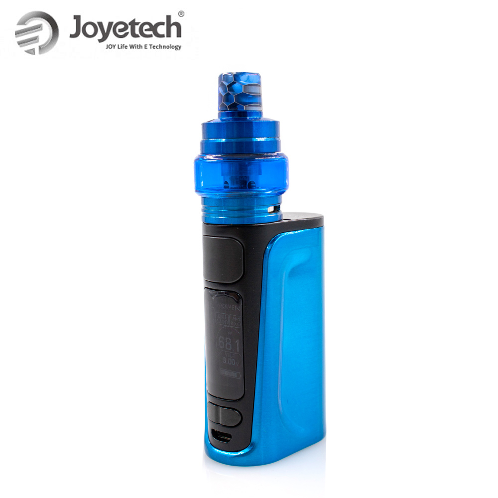 Welcome! Original Joyetech eVic Primo Fit Kit with EXCEED Air Plus 80W powered by a 2800mAh built-in battery vape E- cigarette цены онлайн