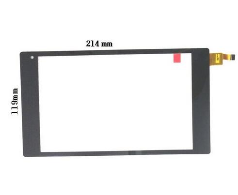 Witblue New For 8 Tesla Tablet M8  Tablet touch screen panel Digitizer Glass Sensor replacement Free Shipping witblue new touch screen for 10 1 nomi c10103 tablet touch panel digitizer glass sensor replacement free shipping