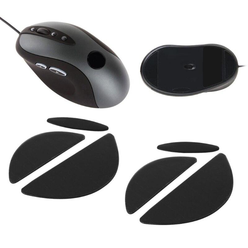 550f2178401 2 sets/pack 0.6mm Mouse Feet mouse Skates For Logitech MX518 /G400 /G400S  Mouse