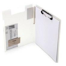 Новая многофункциональная папка с эластичным зажимом, папка подходит для файлов формата А4, ручка, карта, хранение для офиса и школы