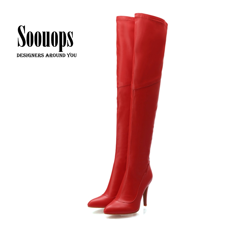 Online Get Cheap Designer Thigh High Boots -Aliexpress.com ...
