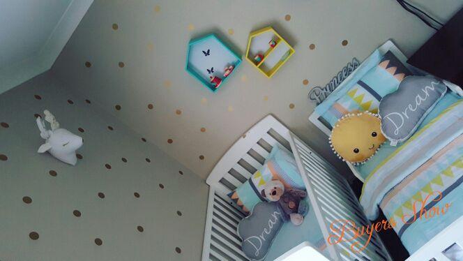 HTB1WMFtKXXXXXciaXXXq6xXFXXXK - Variety of sizes Polka Dots , Gold Polka Dots Stickers for kids rooms