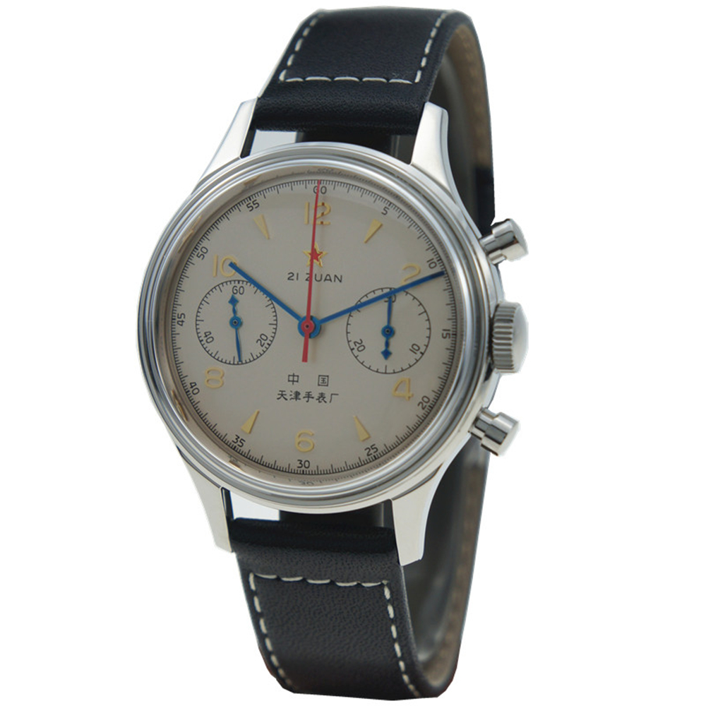 Simple leisure sports mechanical watch mens watch 1963 air force flight D304 air code table 819.17.1963Simple leisure sports mechanical watch mens watch 1963 air force flight D304 air code table 819.17.1963