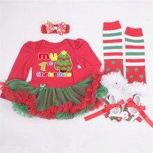 4pcs Set Baby Girl Clothing