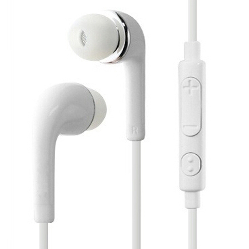 2016 New Fashion Stereo Earphones Earbuds Stereo Music In-Ear Earphone With Mic For Samsung Xiaomi Huawei HTC Sony High Quality