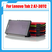 Magnetic Stand Pu Leather Case Cover For Lenovo Tab 2 A7 30 A7 30 A7 30HC