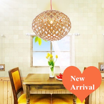 2016 chinese modern style handmade Ply-Wood Chandelier E27 LED lamp indoor led lights for stairs&cafe&living room&corridor BT263