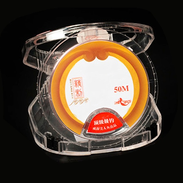 2016 New Fishing Accessories Outdoor 50M numer 2.5 3.0 Strong Power Lines Imported Fishing Line Promotion Free shipping