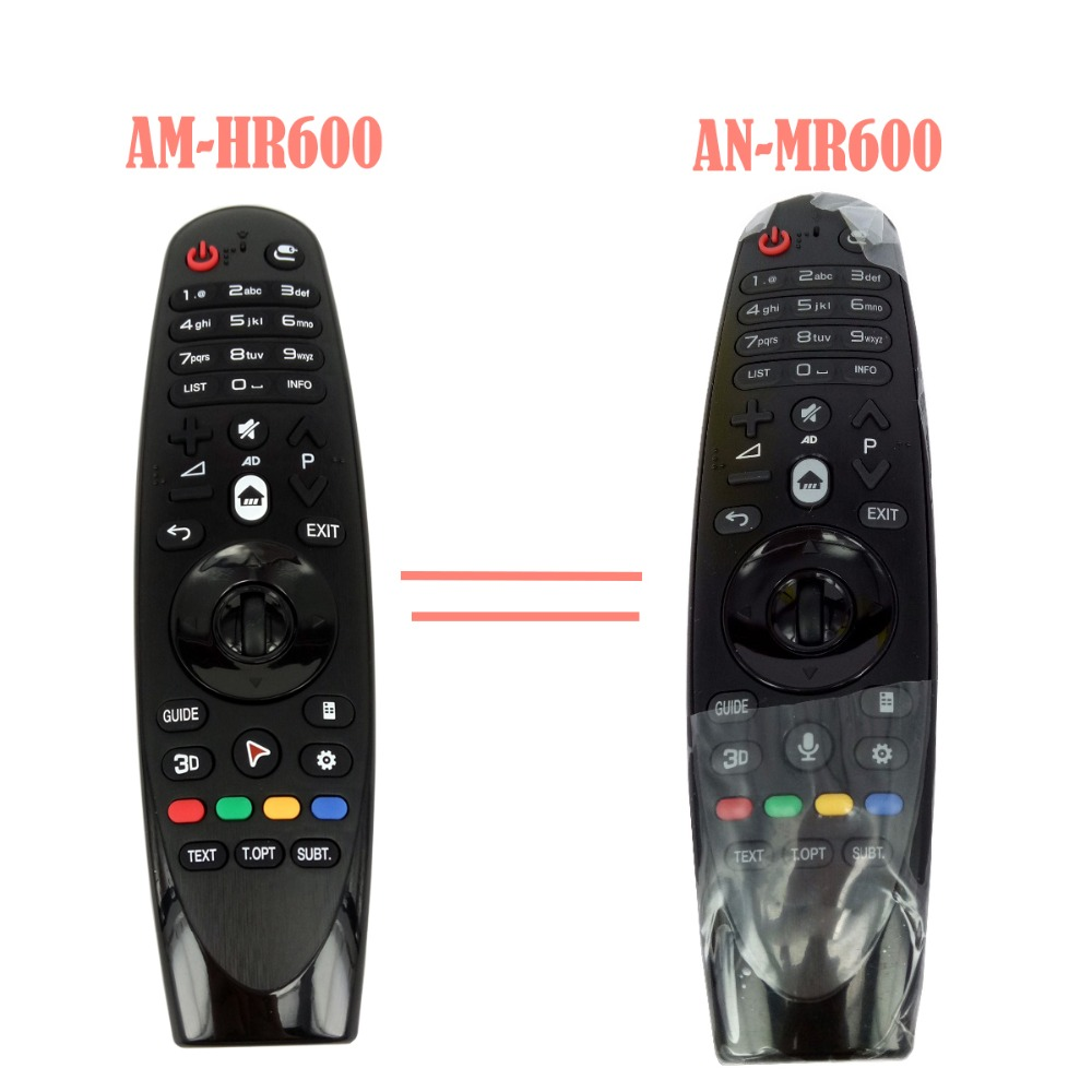 Replacement Fernbedienung Remote-Control Smart-Tv AM-HR600 42lf652v 55UF8507 Lg Magic