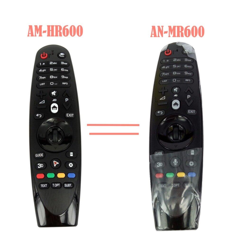 Nouveau AM-HR600 AN-MR600 de remplacement pour LG Magic télécommande pour Smart TV Fernbedienung