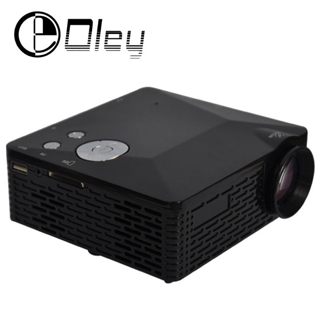 OLEY BL-18 320 X 240 100lumens Mini pocket LED Digital Video Game night toy LCD Projector Proyectores HDMI VGA Support phone MHL