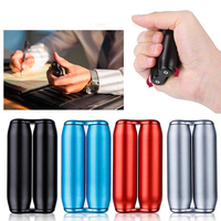 Tcare Massage Roller Anti Anxiety Metal Hand Held Stress Relieve Roller Rotator Massager For Relieving Boredom