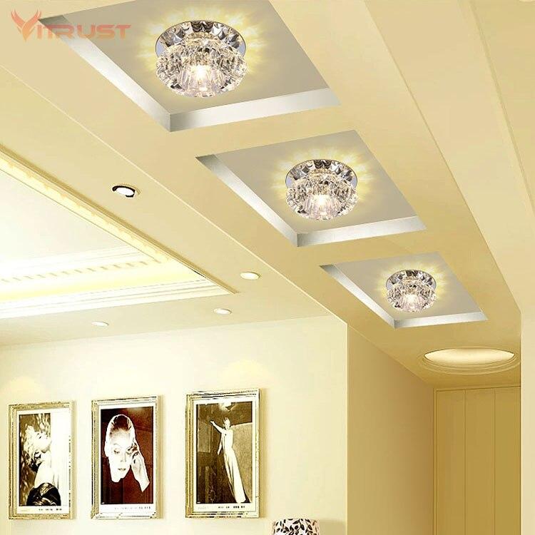 luz para galeria arte decoração sala estar varanda AC110-240V