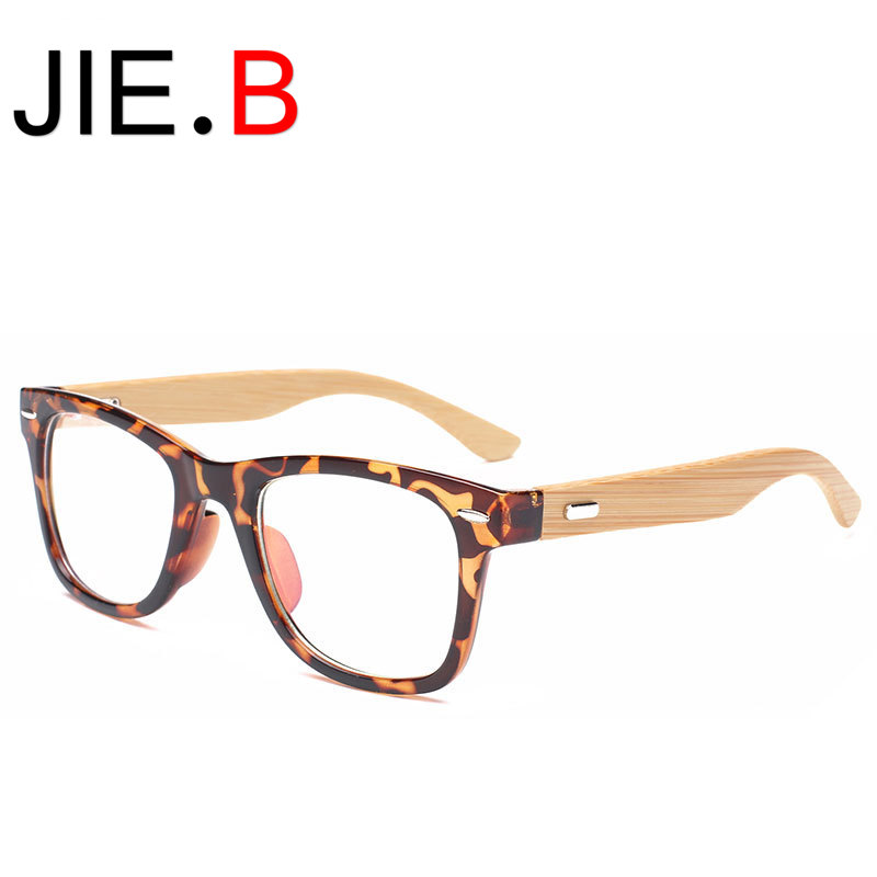 Korean version of the bamboo leg frame photochromic reading glasses for men and women sunglasses can be customized lenses in Women 39 s Reading Glasses from Apparel Accessories