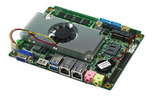 1037u industrial computer mainboard mini media pc motherboard With Dual HDMI,dual channel 24bit LVDS board