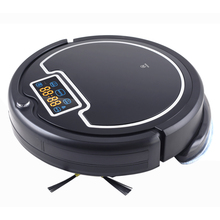 LIECTROUX B2005PLUS Wet and Dry Mop Robot Vacuum Cleaner