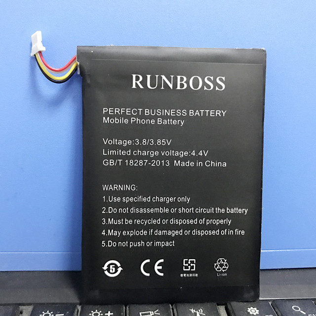 Runboss For Acer Iconia Tab B1 A71 710 2640mah Tablet 1ICP5 60