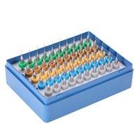 50pcs Drill Bits Tools Tungsten Carbide Micro Drill Bits Set Engraving Tools For PCB Circuit Board